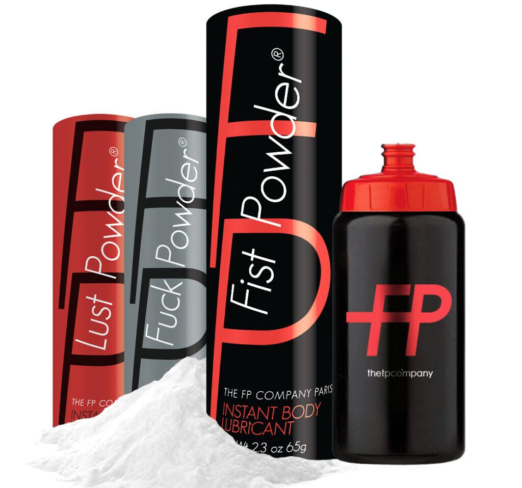 lubrifiant fistpowder
